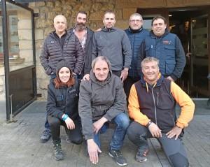 equipo de Aralar